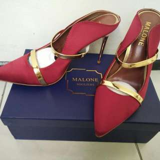 Malone Souliers mirror quality size 38