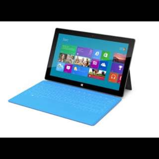 windows 8.1rt 微軟surface