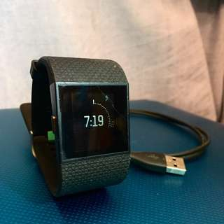 Fitbit Surge gps watch