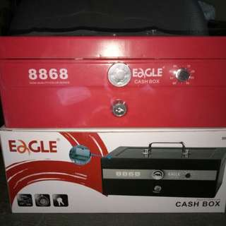 Cash box eagle
