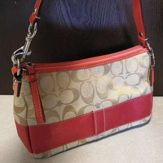 Coach small pouch
