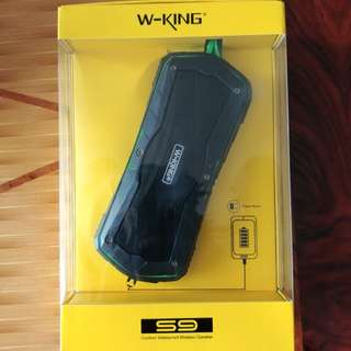 WKING Waterproof Wirless Speaker