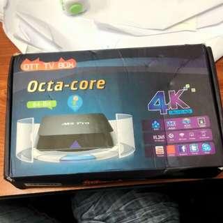 (Brand new) OTT TV Box - M8 Pro