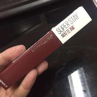 Maybelline Super Stay Matte Lipstick