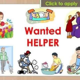 House helper(LAPU-LAPU AREA)