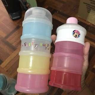 Milk Storage