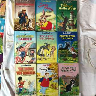 Enid Blyton Books (Children)