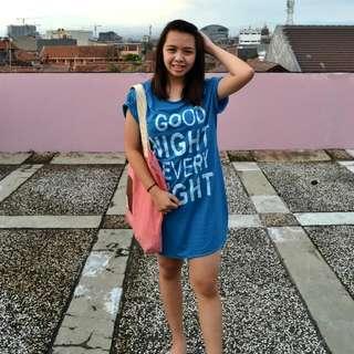#CNY2018 GOODNIGHT DRESS
