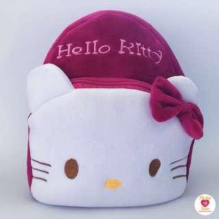 Hello Kitty Dark Red Kid's Bag