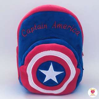 Captain America Kid's Bag