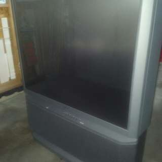 "Sony 53"" TV! Works Great! Pick up Scarborough"