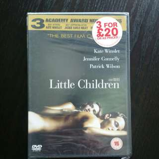 Little children dvd Kate winslet