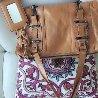 Balenciaga Handbag Authentic With Lock And Mirror