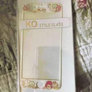 iPhone 6玻璃貼 (可換可買)