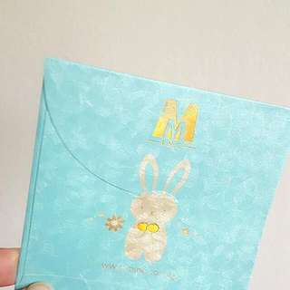 Lucky Bunny Ang Pao / red packet