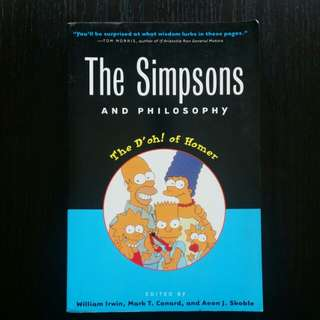 The Simpsons and philosophy