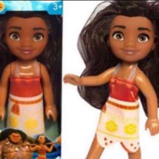 Instock mini moana toy ht 17cm Brand New