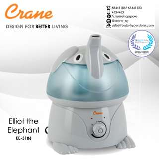A MUST-HAVE product for your babies!] Crane Cool mist humidifiers