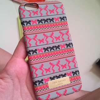 Ted baker iphone 6/6s case