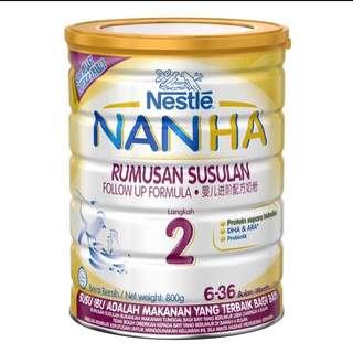 Susu NAN HA 2
