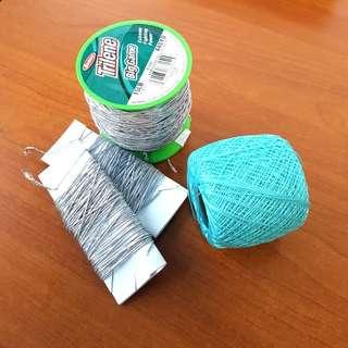 Yarn, thread bundle