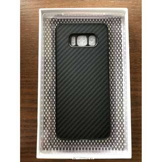 Galaxy S8 case Nilkin Synthetic Fiber - NEW