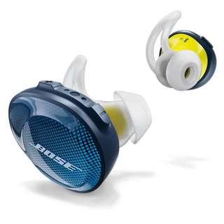 Bose SoundSport Free Wireless Headphone - Blue
