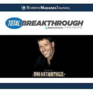 Tony Robbins - Total Breakthrough Course