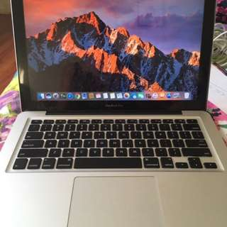 MacBook Pro Mid 2012 (REDUCED PRICE)