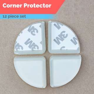 Corner Protector for Baby Child Safety or Furniture Protection, 12 piece set