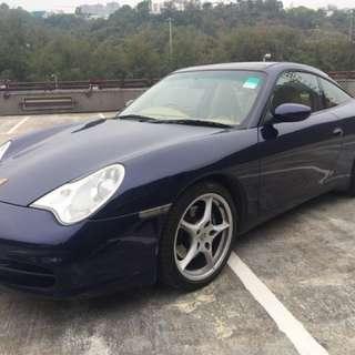 PORSCHE 996 TARGA 2003