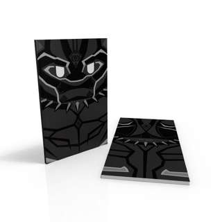 Black Panther - Black Panther 2018 notebook
