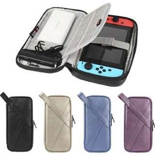 *清貨* 任天堂 Nintendo Switch BUBM case 保護套 皮款 靚料 高質 全新 現貨