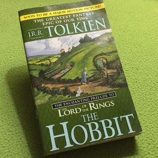 The Hobbit: The Enchanting Prelude to The Lord if the Rings by J.R.R. Tolkien