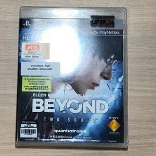 PS3 Beyond 2 Souls
