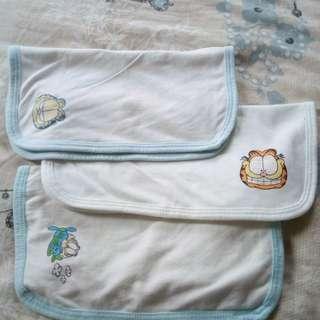 Cloth wipe (set of 3)