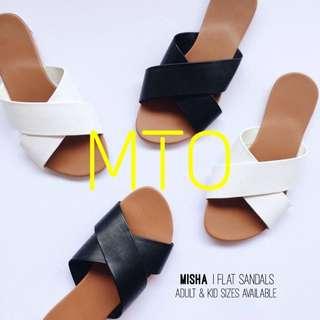 MTO sandals