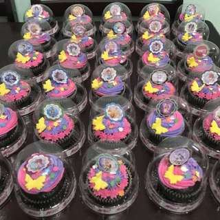 Winx Cup Cakes