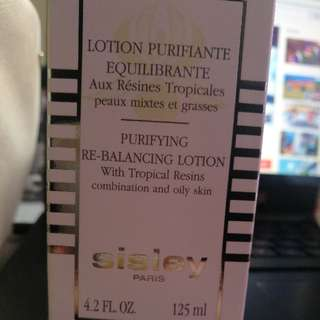 purifying re-balancing lotion