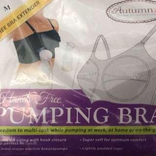 Autumnz Handsfree bra