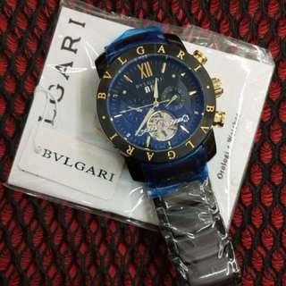 BVLGARI, Authentic quality