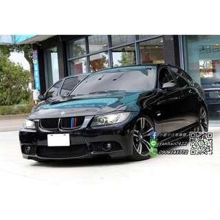 BMW 09年335黑