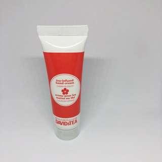 Davids Tea Tea-infused Hand Cream - 25ml