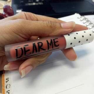 Lip Cream Matte Dear Me (dear Leya)