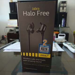 Jabra Halo Free無線耳機