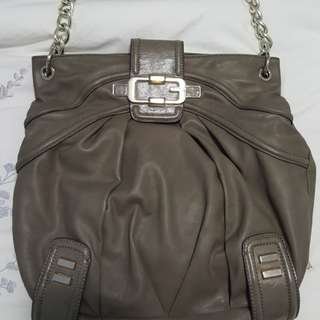Guess Olive green bag