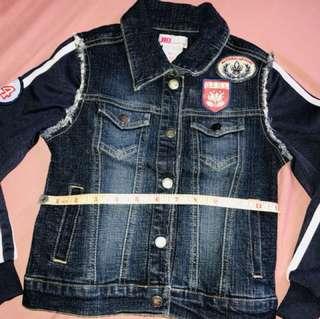 JLO denim jacket for kids
