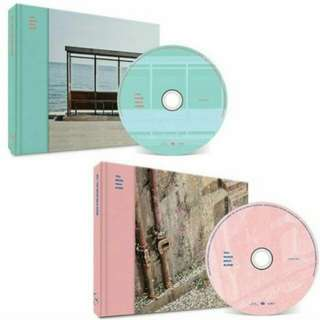 [PO] BTS - YOU NEVER WALK ALONE (CAN CHOOSE VERSION)