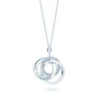 TIFFANY 1837® INTERLOCKING CIRCLES PENDANT