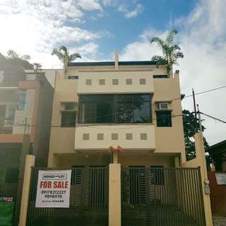Brand new 3-storey House and Lot
